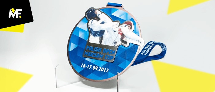 Modern Forms Medaillen - Polish Open Warsaw Cup