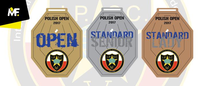 Medaillen innerhalb der Kategorien angepasst – von Modern Forms.
