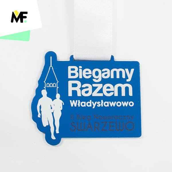 Laufmedaille Władysławowo