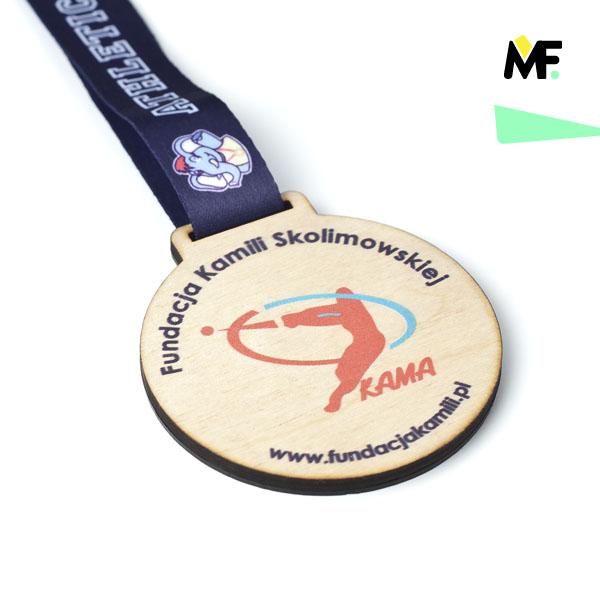 Die Medaille - KAMA Kamilia Skolimowska Stiftung