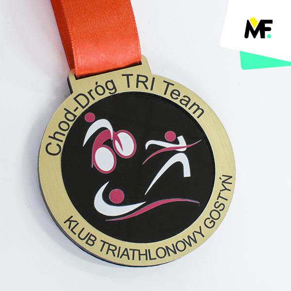 Sportmedaille Triathlon Club in Gostyń